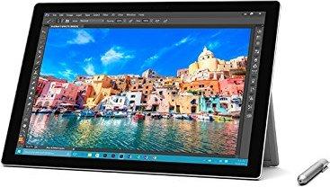 Microsoft Surface Pro 4 (128 GB, 4 GB