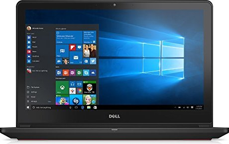 Dell Inspiron i7559-2512BLK 15.6 Inch FHD Laptop (6th