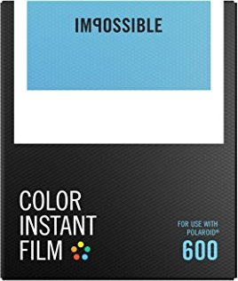 Impossible PRD4514 Polaroid 600 and Instant Lab Film,