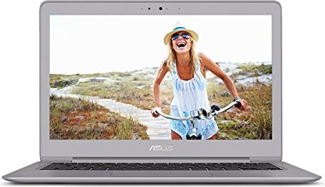 ASUS Zenbook UX330UA-AH54 13.3-inch Full-HD Quartz Grey Laptop,